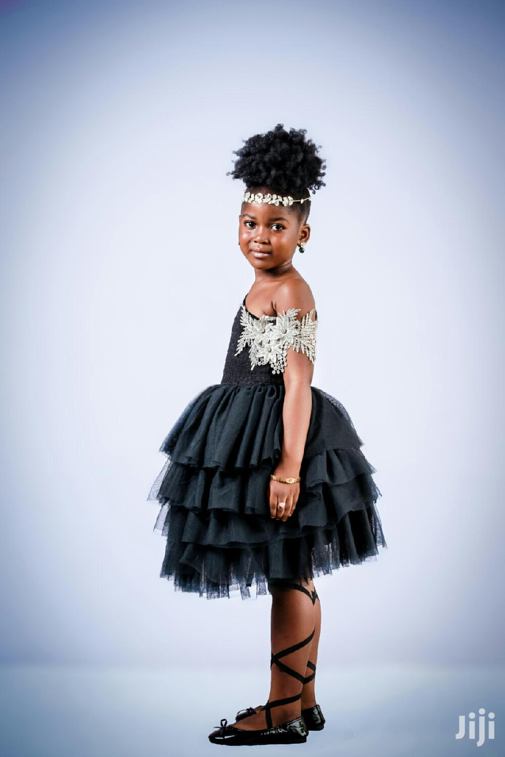 Archive: Little Girl's Party Dress