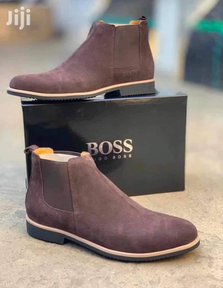 Archive: Boss Boots