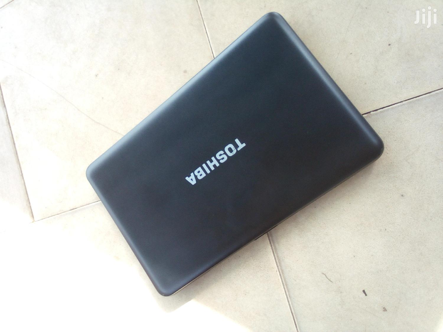Laptop Toshiba Satellite C855 4GB Intel HDD 500GB | Laptops & Computers for sale in Teshie-Nungua Estates, Greater Accra, Ghana