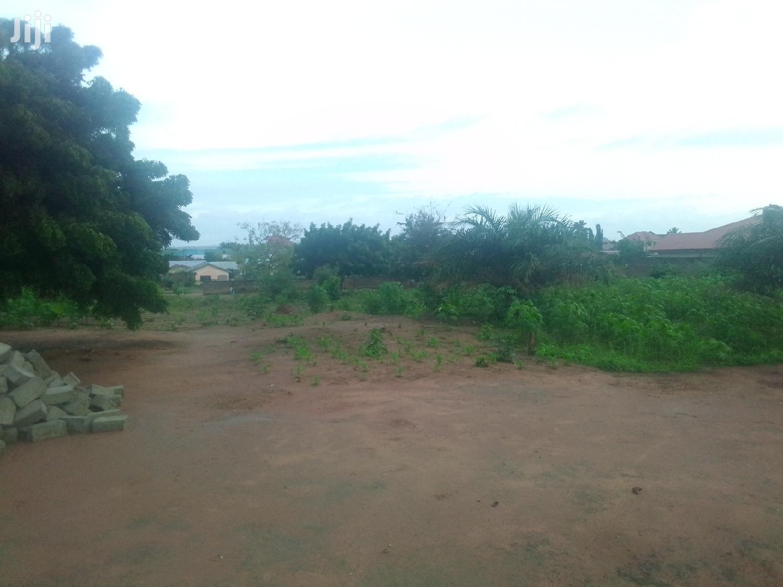 Registered Plot of Land for Sale