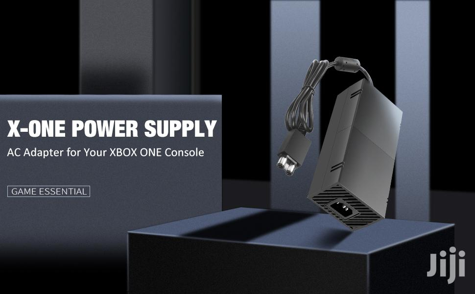 Xbox One Power Adapter Brick With Power Cord | Accessories & Supplies for Electronics for sale in Tema Metropolitan, Greater Accra, Ghana