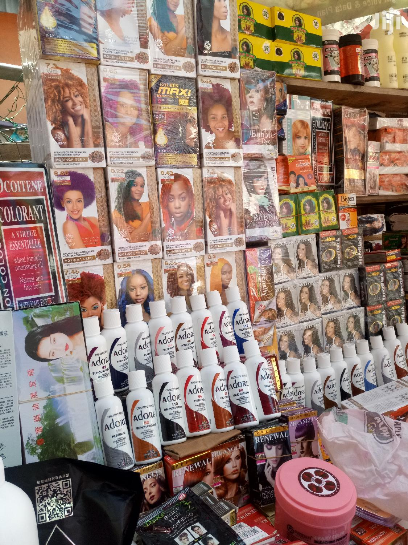 Archive: Hair Dye Varieties