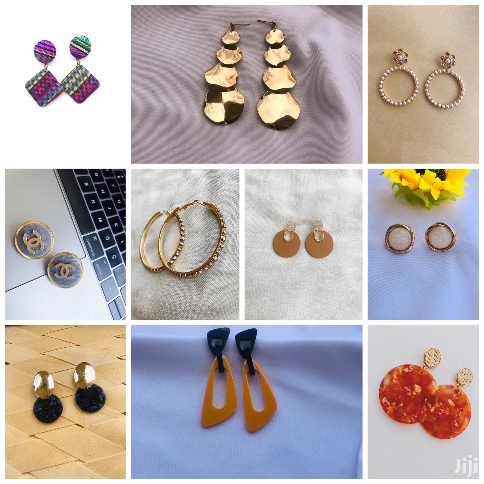 Archive: Classy Ladies Earrings