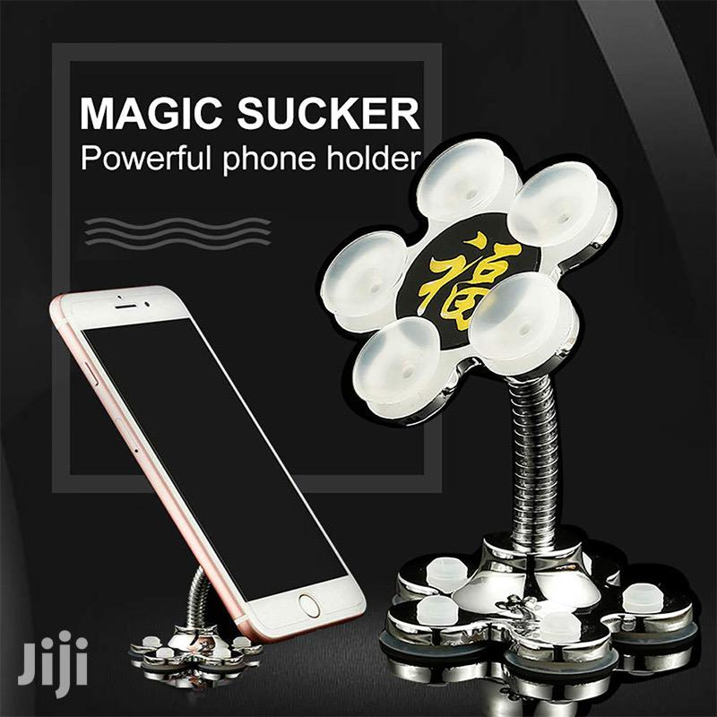 360* Rotatable Magic Mobile Phone Holder | Accessories for Mobile Phones & Tablets for sale in Accra Metropolitan, Greater Accra, Ghana