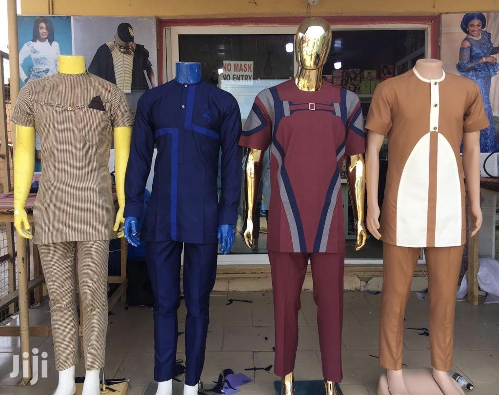 Archive: Obitex Fashion the Creator of African Wears Unisex
