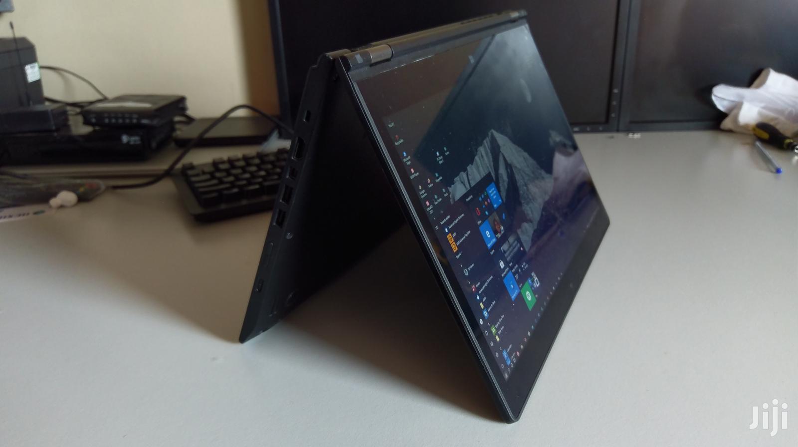 Laptop Lenovo ThinkPad Yoga 8GB Intel Core i5 SSD 256GB | Laptops & Computers for sale in Sunyani Municipal, Brong Ahafo, Ghana