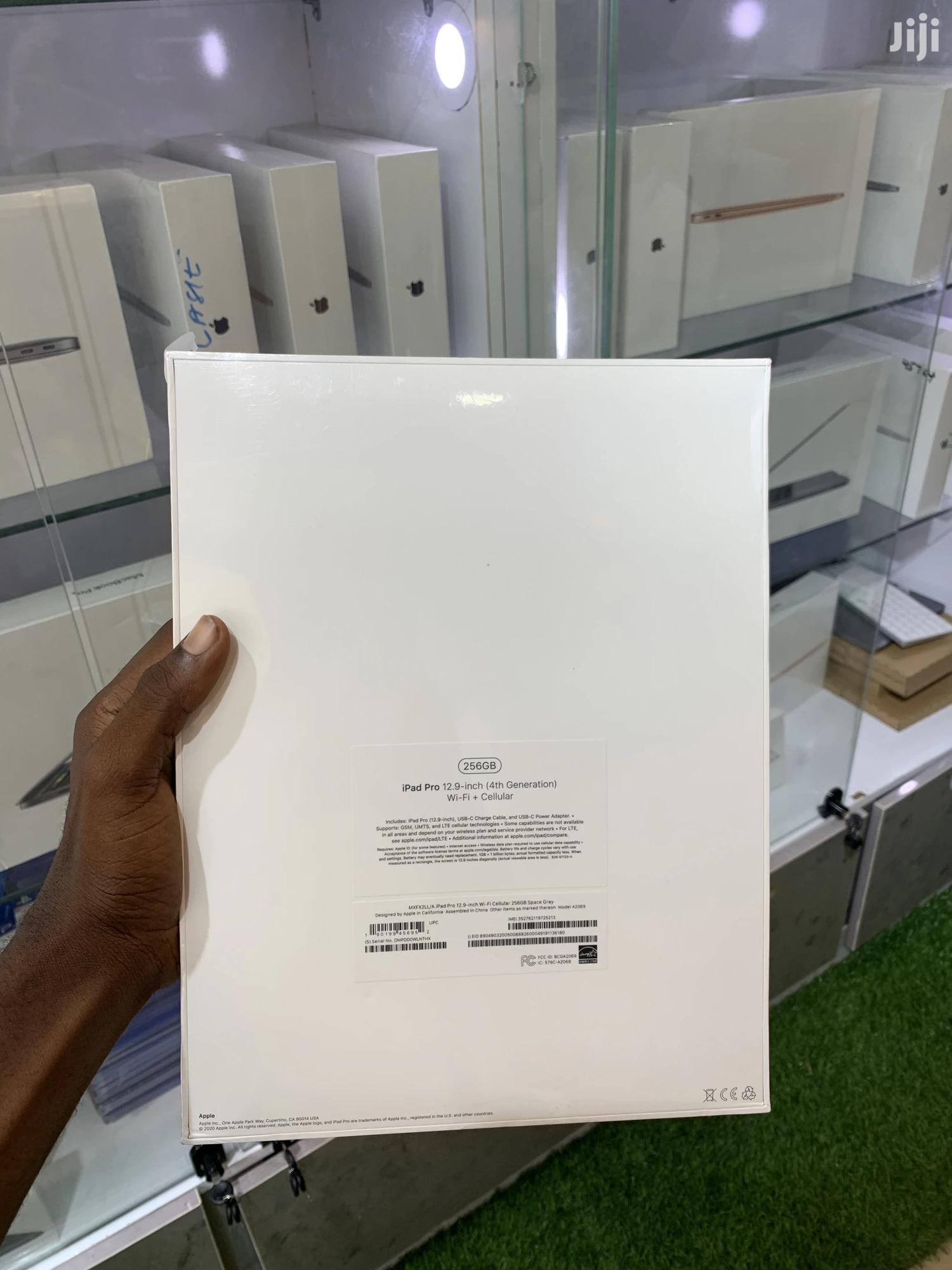 New Apple iPad Pro 12.9 (2020) 256 GB Black | Tablets for sale in Airport Residential Area, Greater Accra, Ghana