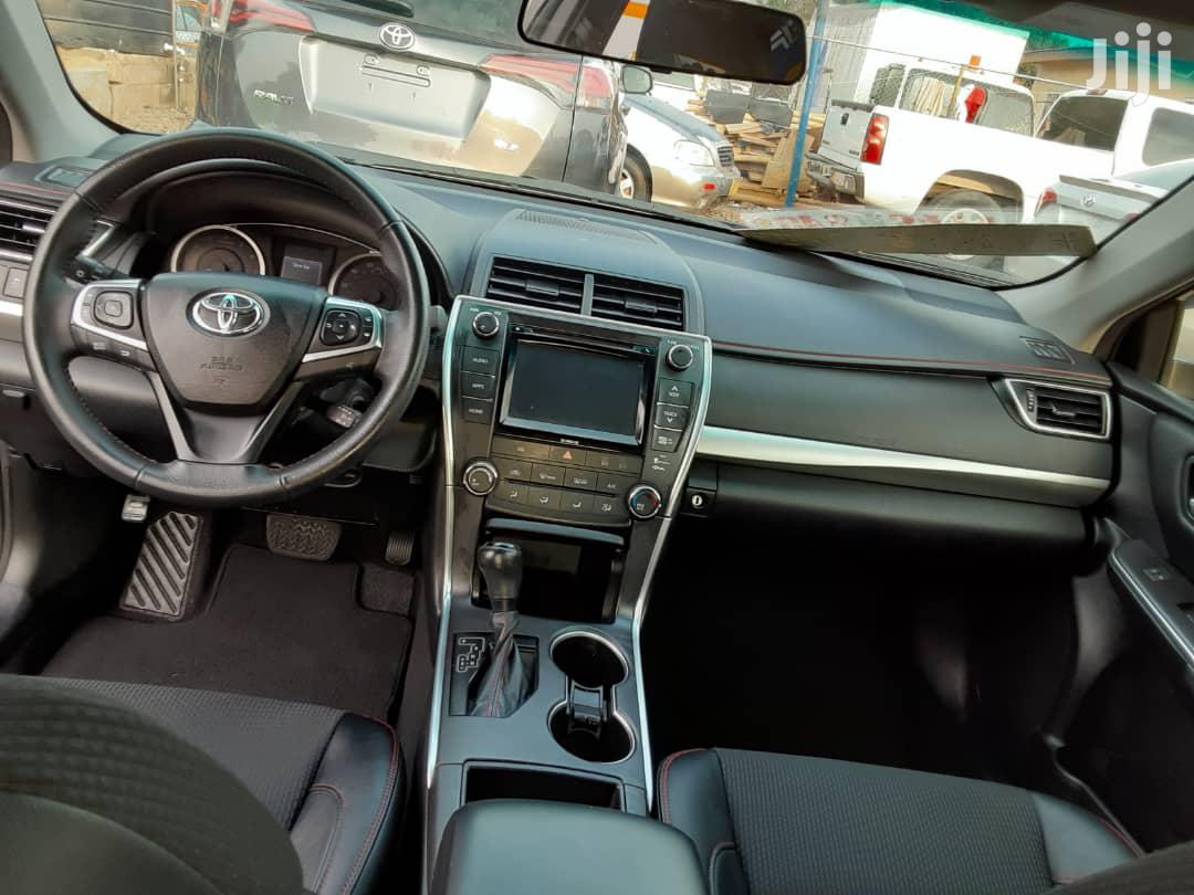 Toyota Camry 2017 Black | Cars for sale in Teshie-Nungua Estates, Greater Accra, Ghana