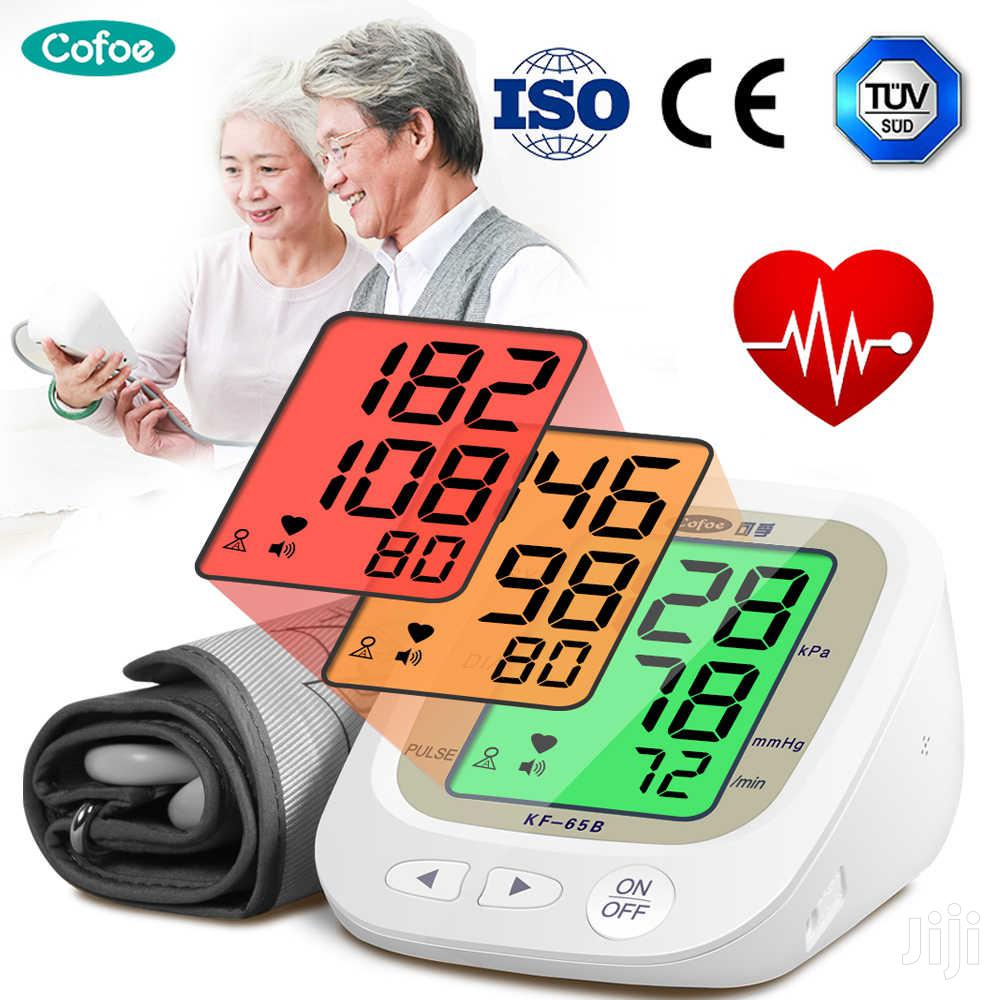 Affordable Original Blood Pressure Monitor With Backlight | Medical Equipment for sale in Accra Metropolitan, Greater Accra, Ghana
