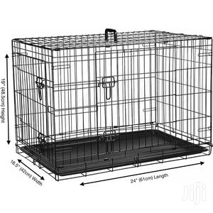 Metal Dog Cage | Pet's Accessories for sale in Greater Accra, Accra Metropolitan