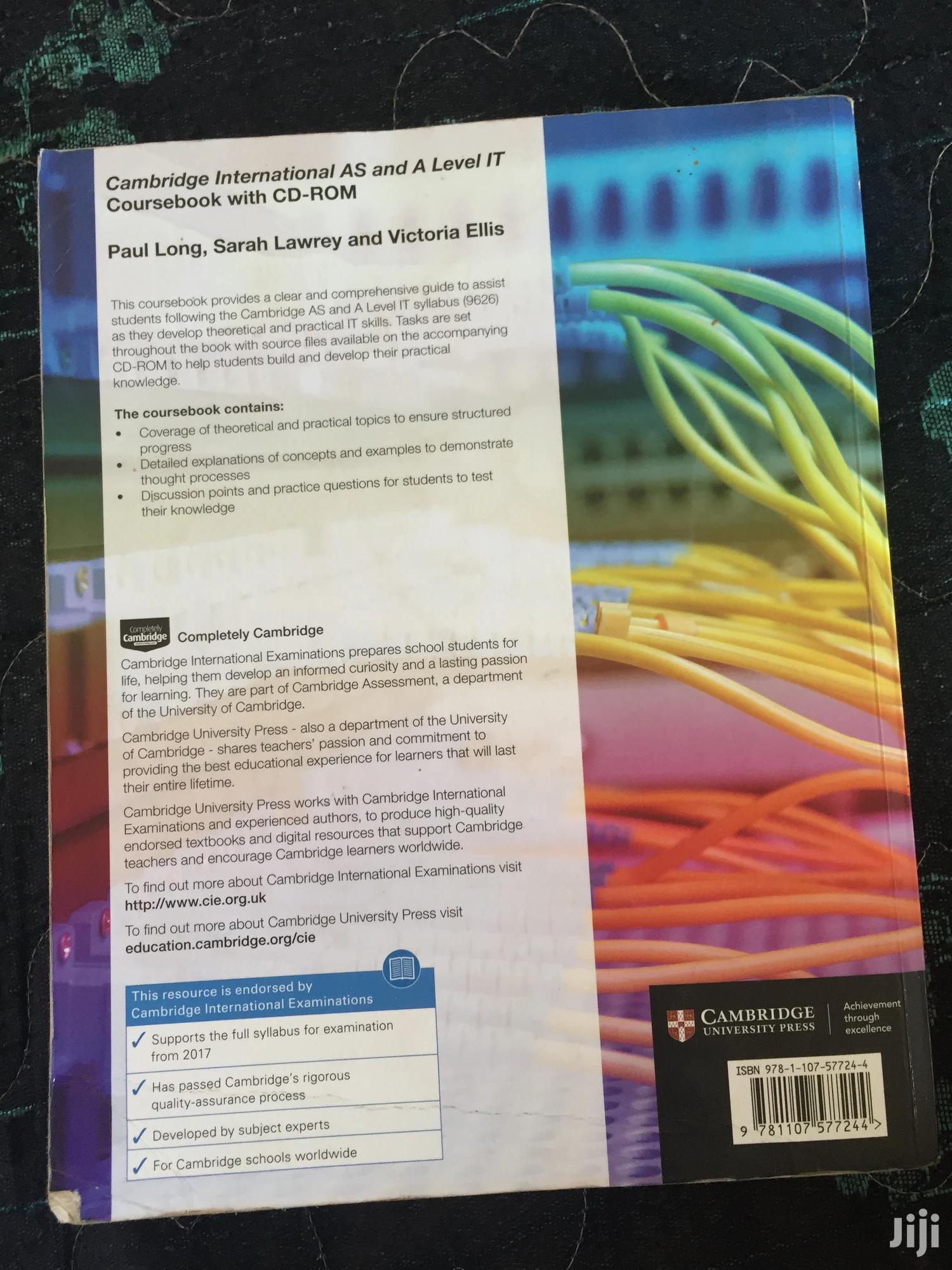 Archive: A Level IT Text Book