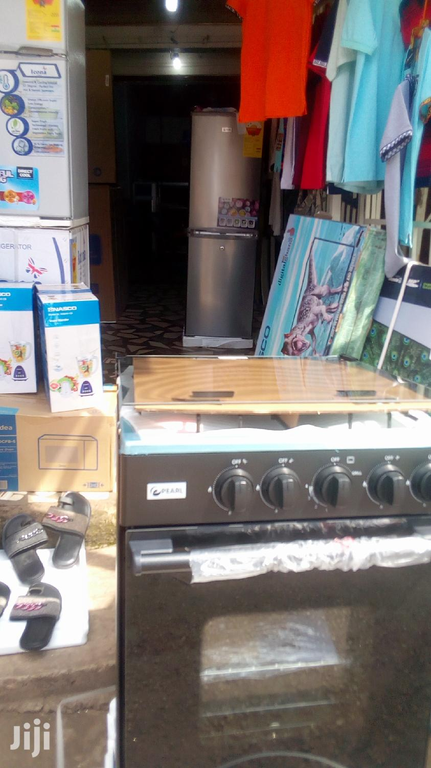 Archive: PEARL Gas Stove/Oven