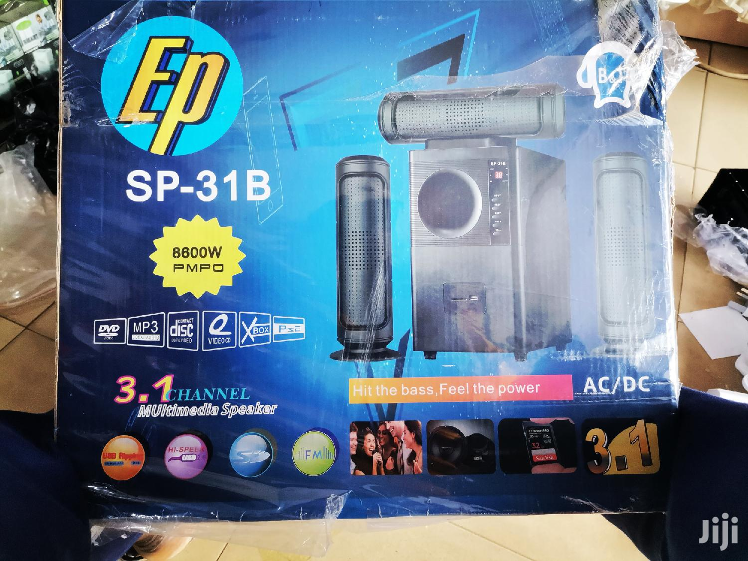 Ep Bass Speaker | Audio & Music Equipment for sale in Abossey Okai, Greater Accra, Ghana