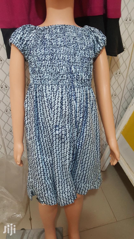 Girl Ankara Dress