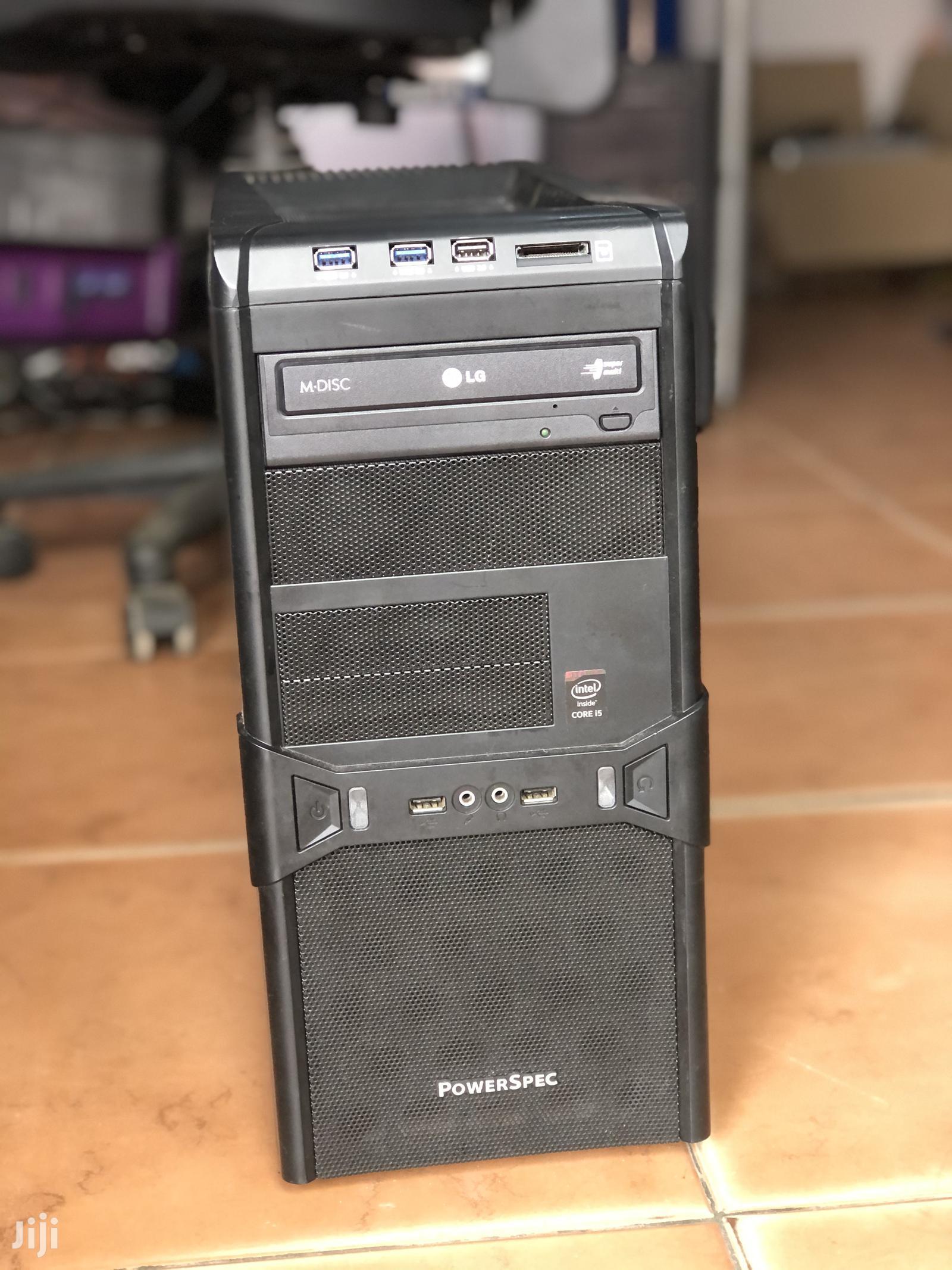 Archive: New Desktop Computer Laptop 8GB Intel Core i5 500GB
