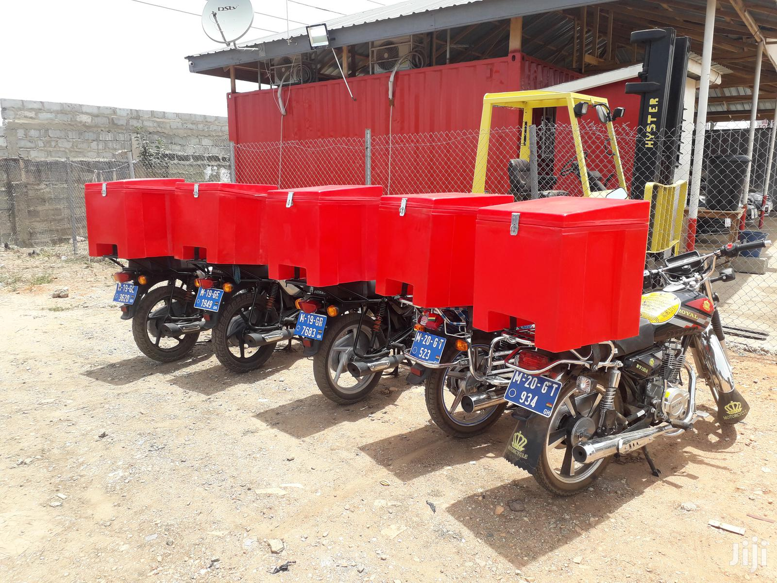 Delivery Services Available | Logistics Services for sale in Achimota, Greater Accra, Ghana