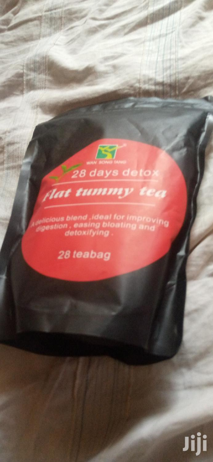 Flat Tummy Tea | Vitamins & Supplements for sale in Adabraka, Greater Accra, Ghana