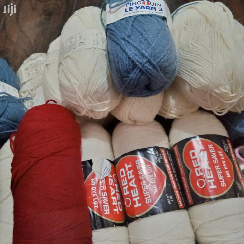 Knit- Cro Sheen 80% Acrylic 20% Wool
