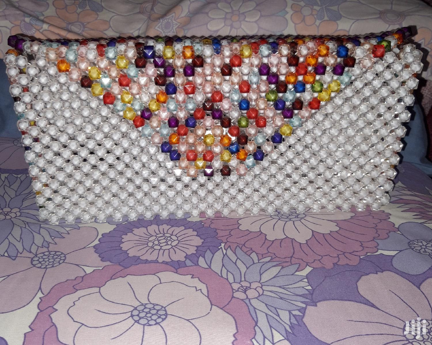 Beaded Purse And Bag