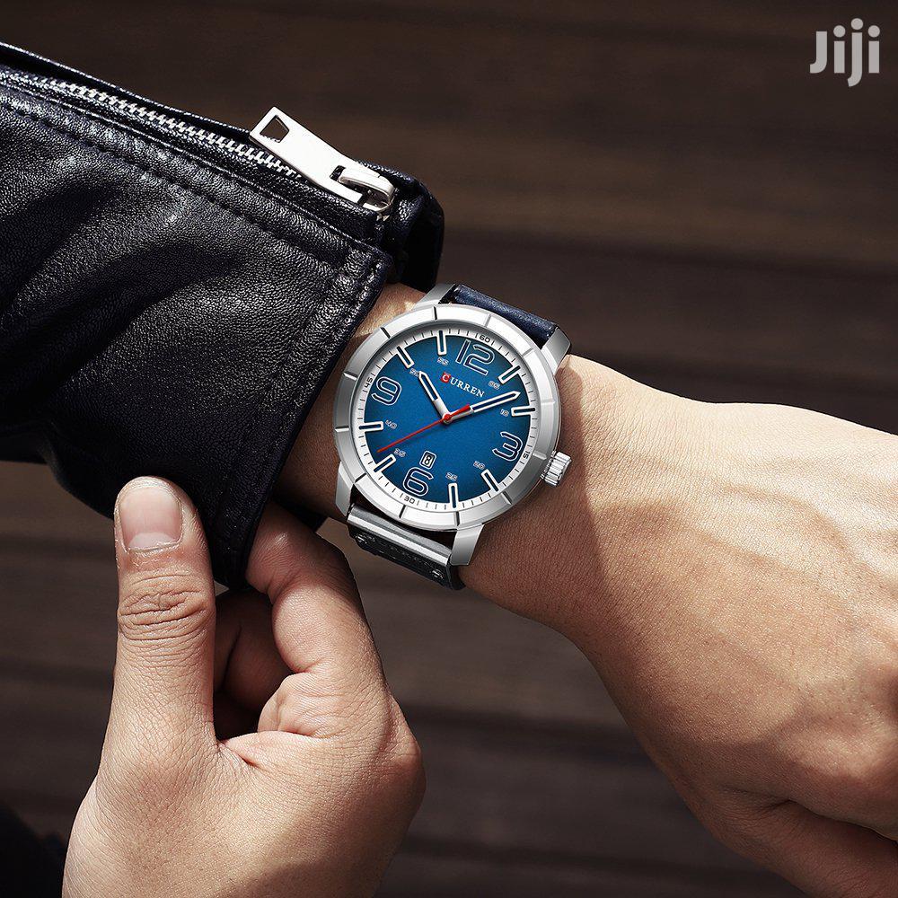 Archive: CURREN 8327 Watch Men Brand Quartz Watch
