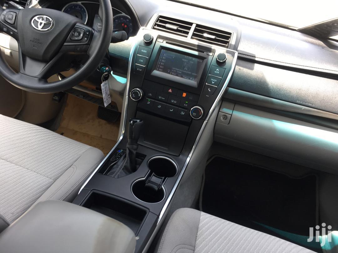 Toyota Camry 2017 Black | Cars for sale in Accra Metropolitan, Greater Accra, Ghana
