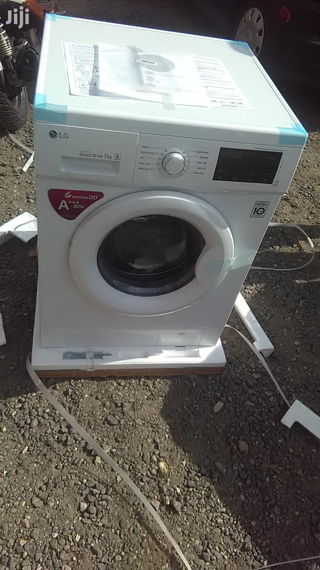 Super New LG FH2J3QDNP0 7KG Fully Automatic Washing Machine
