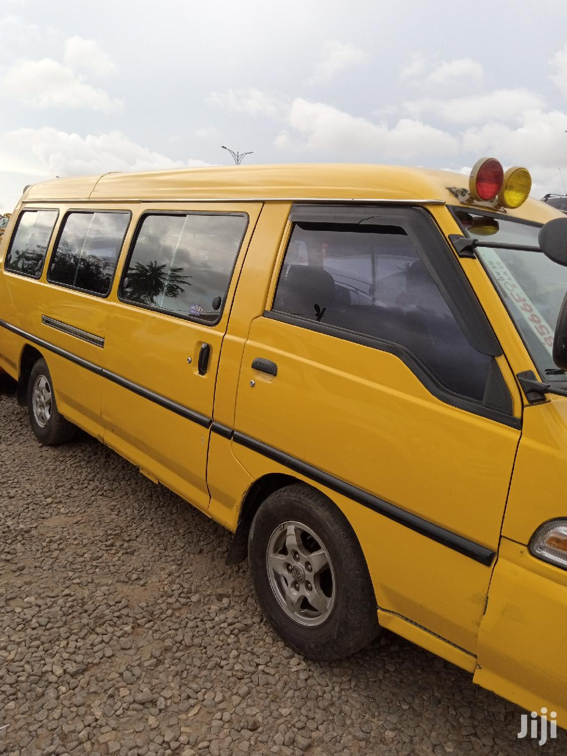 Hyundai H100 Yellow | Buses & Microbuses for sale in Achimota, Greater Accra, Ghana