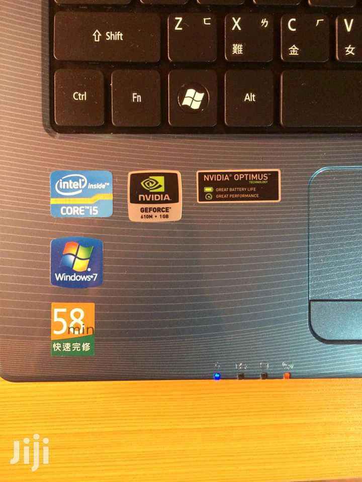 Archive: New Laptop Acer Aspire 1 4GB Intel Core I5 HDD 500GB