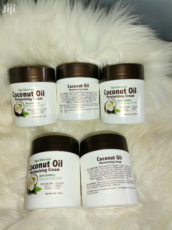 Spa Naturals Coconut Oil Cream