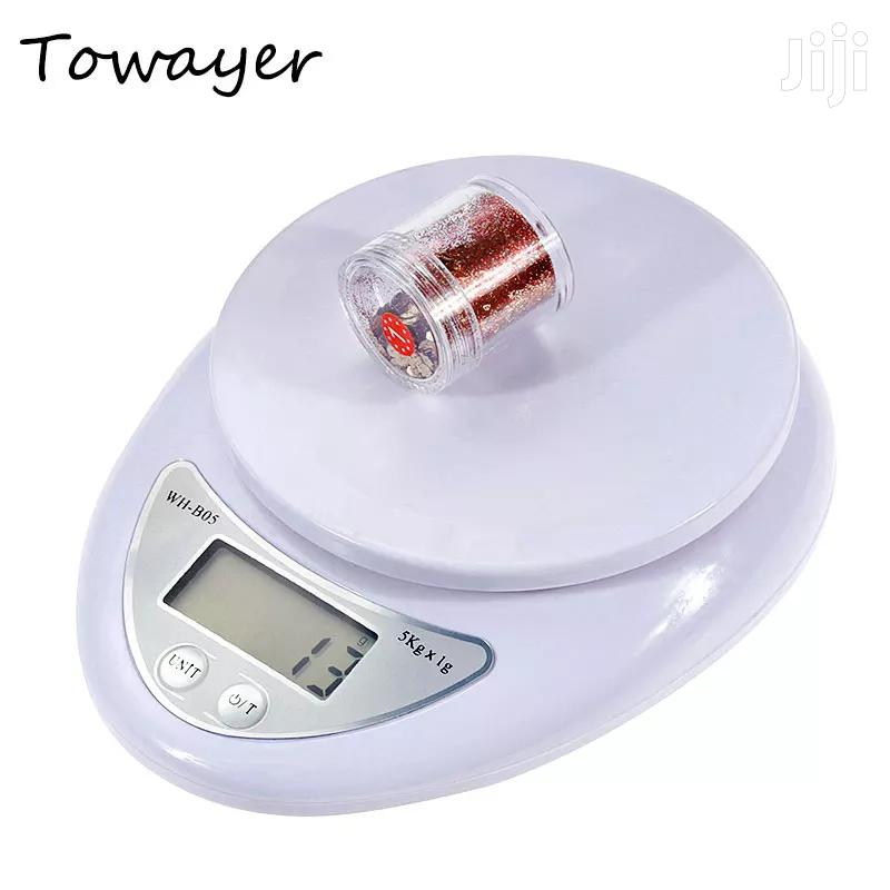 Archive: Digital Weighing Scale