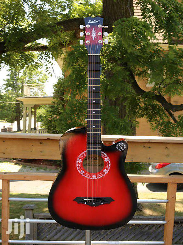 Classy Acoustic Guitar | Musical Instruments & Gear for sale in Nii Boi Town, Greater Accra, Ghana