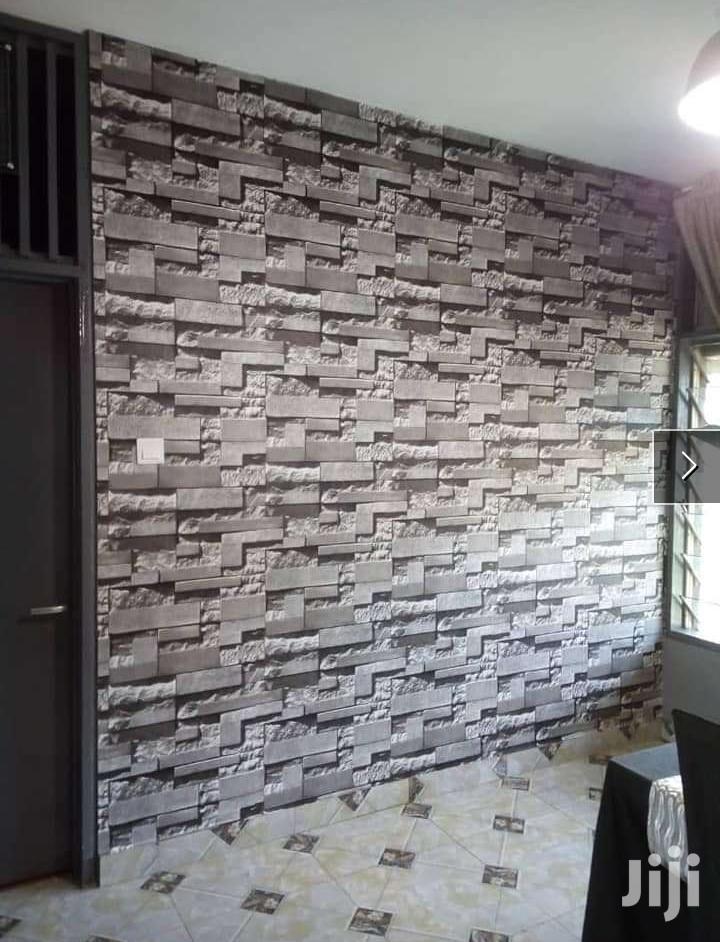 3D Wallpaper Installations