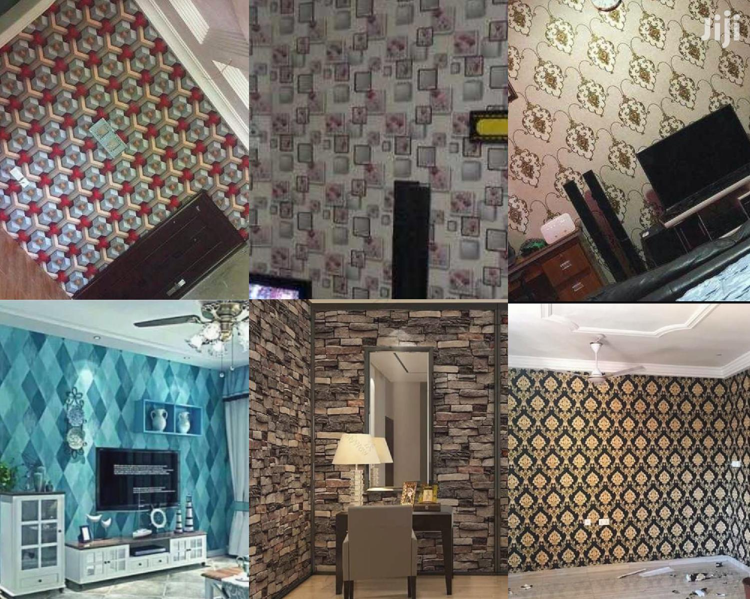 3D Wallpaper Installations | Home Accessories for sale in Dansoman, Greater Accra, Ghana