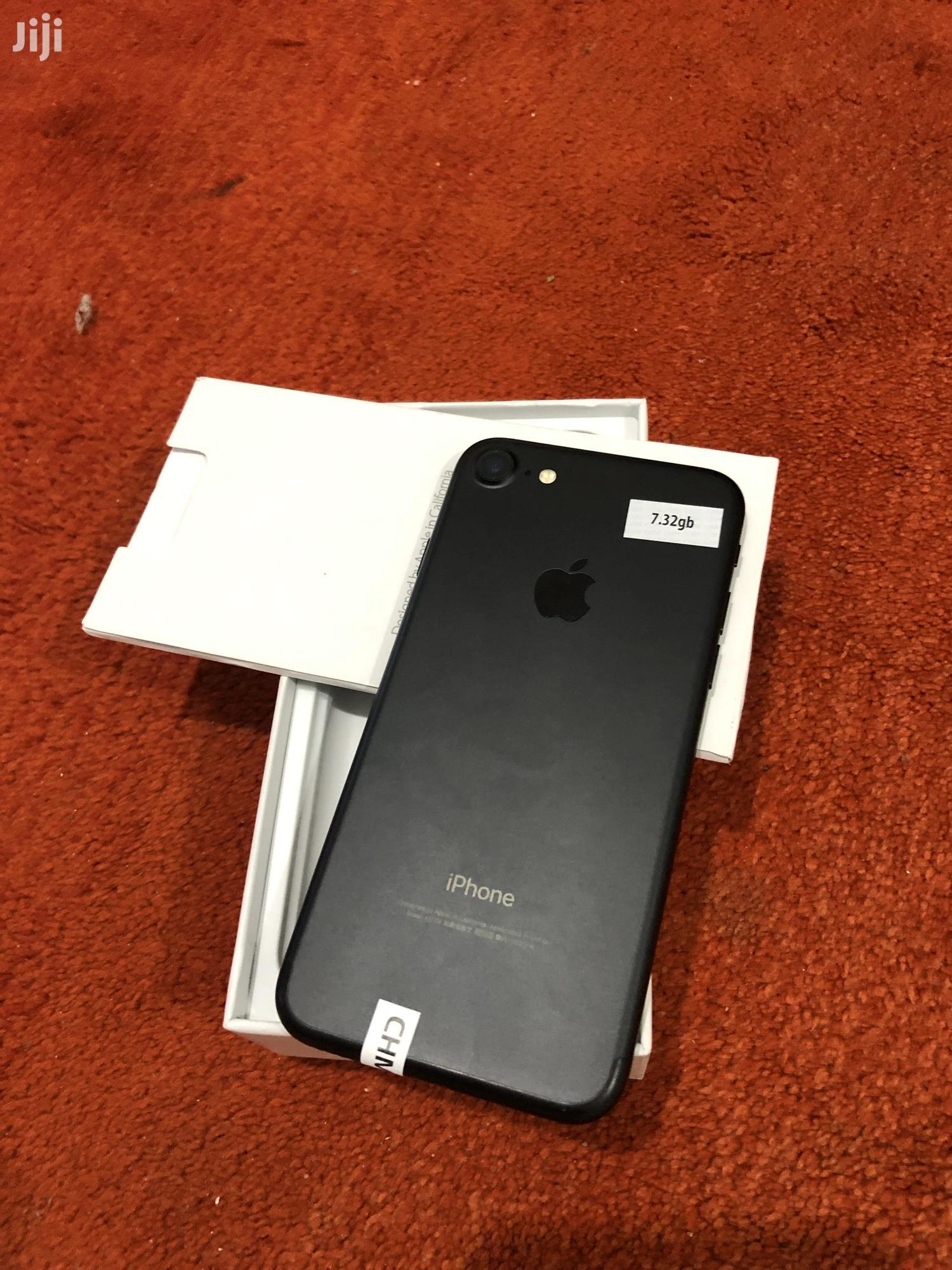 New Apple iPhone 7 32 GB Black | Mobile Phones for sale in Adenta Municipal, Greater Accra, Ghana
