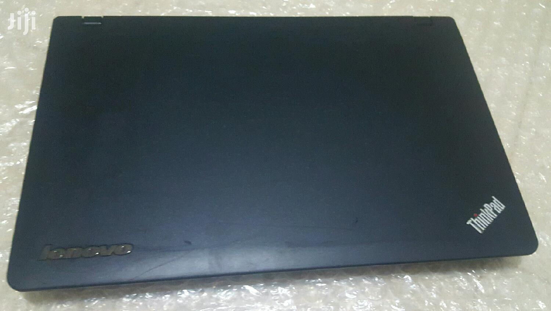 Archive: Laptop Lenovo ThinkPad Edge E520 6GB Intel Core I5 HDD 500GB