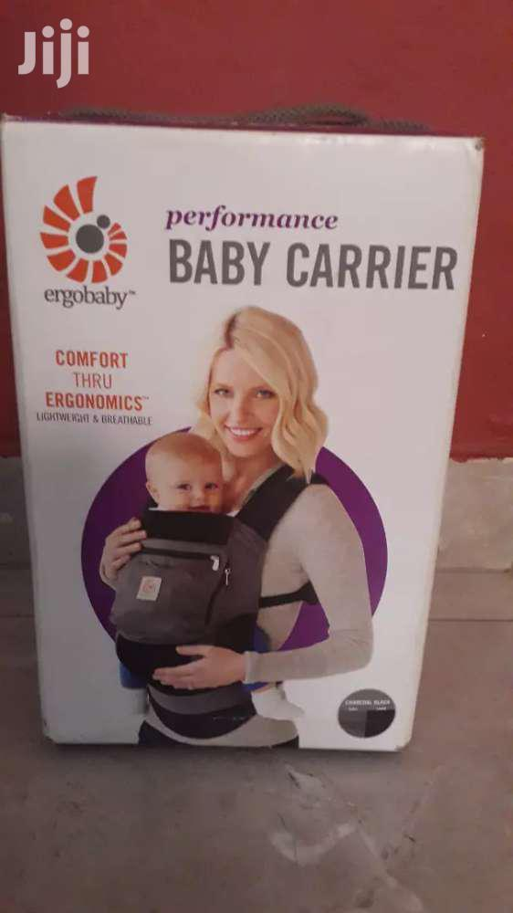 Preowned Ergobaby Carrier