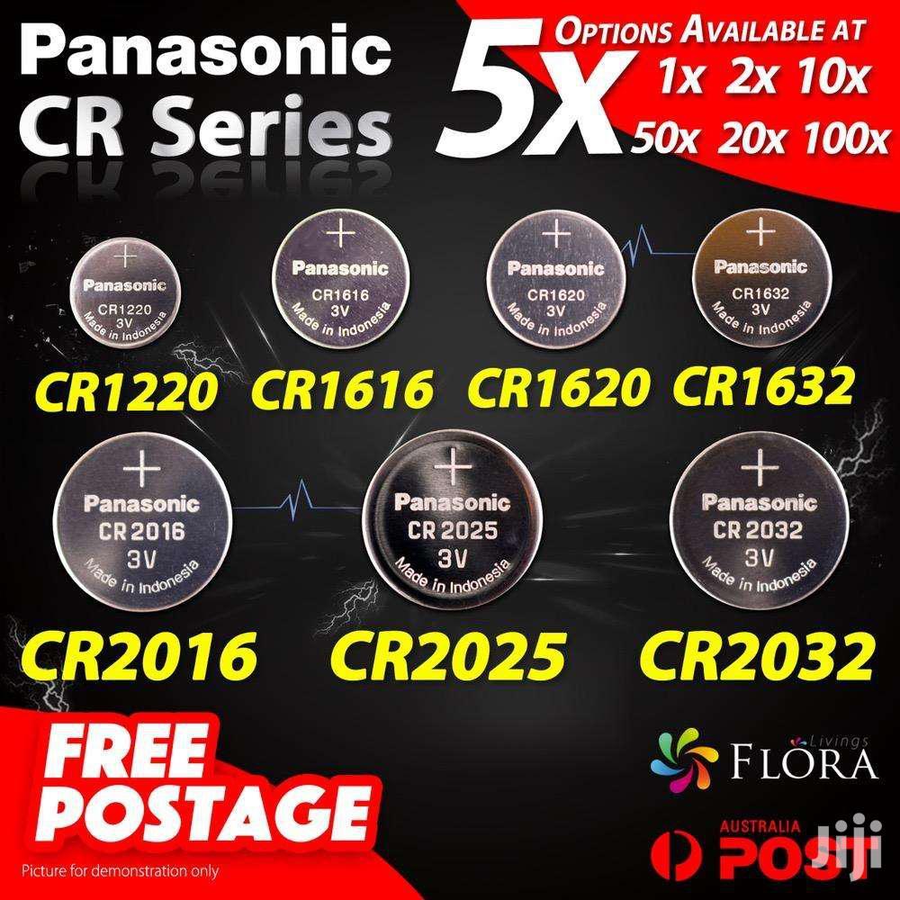 Car Key Remote Battery Batteries Cr1616 Cr2016 Cr2032 Etc