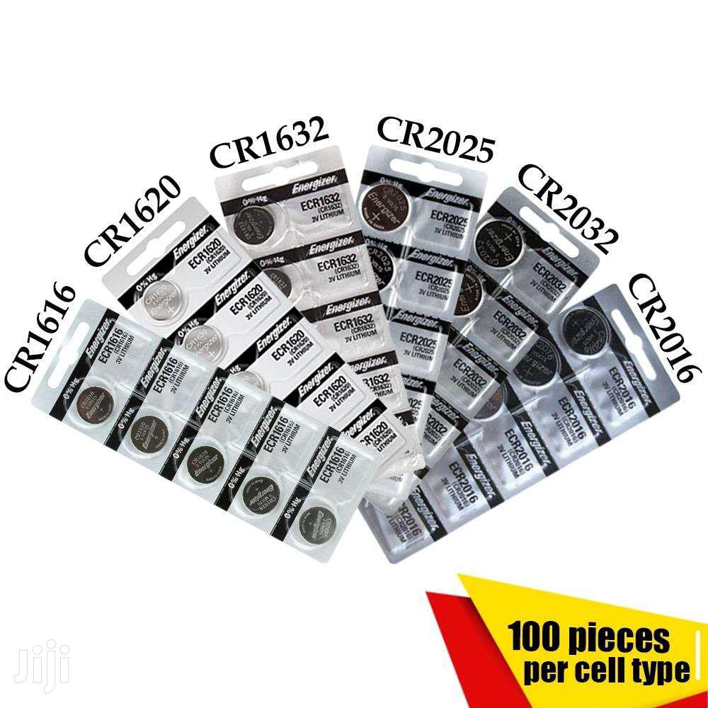Car Key Remote Battery Batteries Cr1616 Cr2016 Cr2032 Etc   Vehicle Parts & Accessories for sale in Dansoman, Greater Accra, Ghana