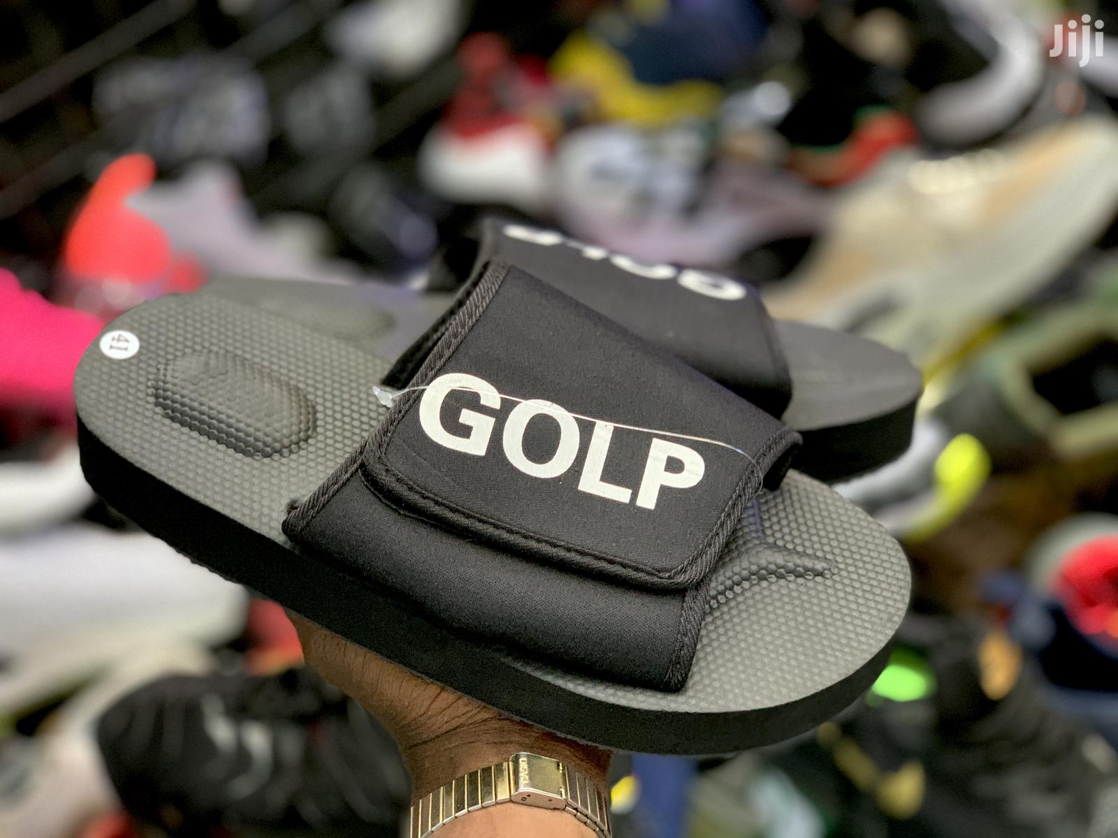 GOLP Slides in Kumasi Metropolitan - Shoes, Bright Quache Wood | Jiji.com.gh