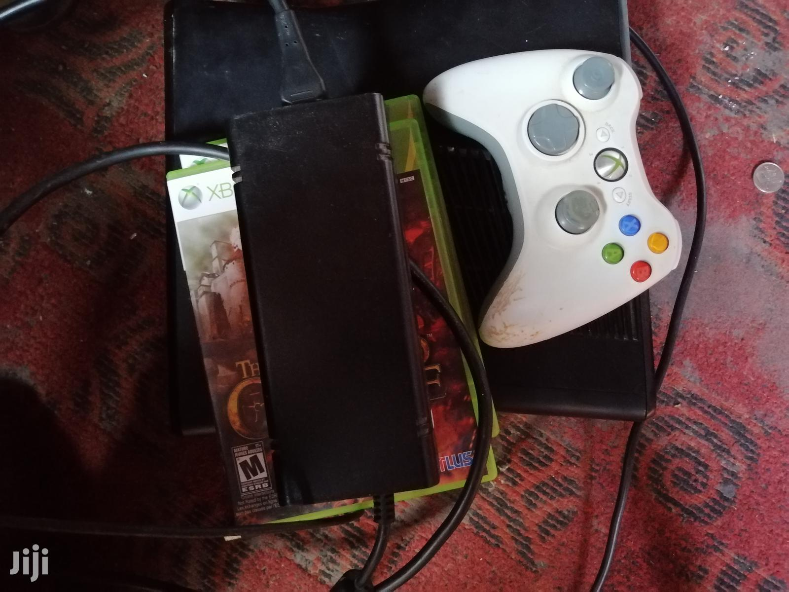 Archive: Xbox 360 Console With Games