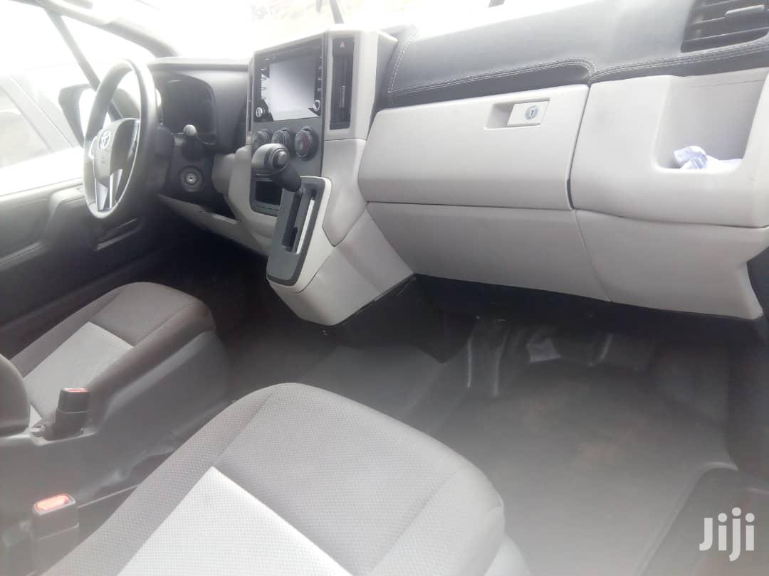 Toyota Hiace 2019 White | Buses & Microbuses for sale in Tema Metropolitan, Greater Accra, Ghana