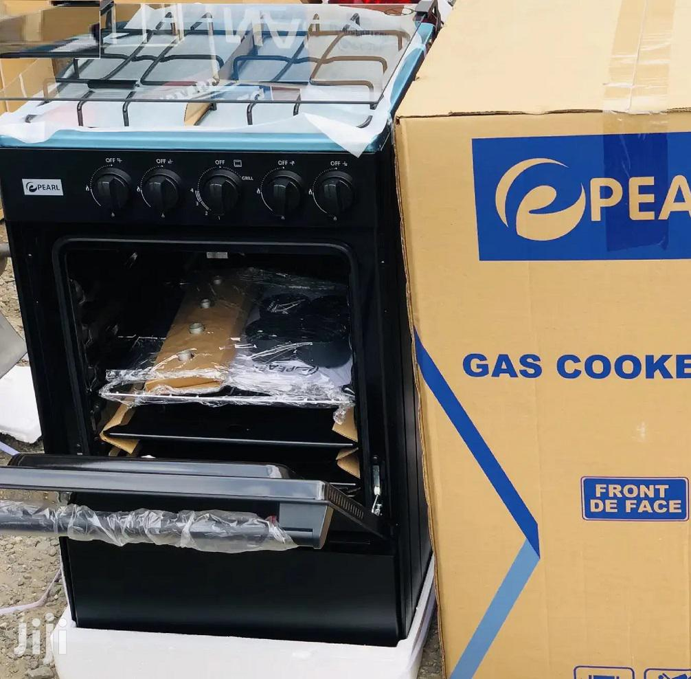 Pearl Gas Cooker Oven Grill