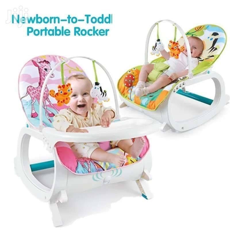 Infant to Toddler Baby Rocker