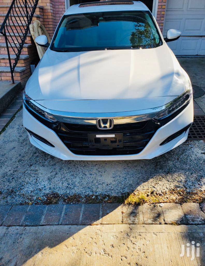 Archive: Honda Accord 2018 EX-L White