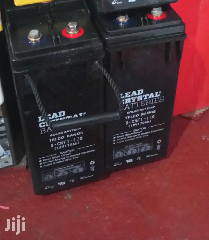12v170ah Solar Battery