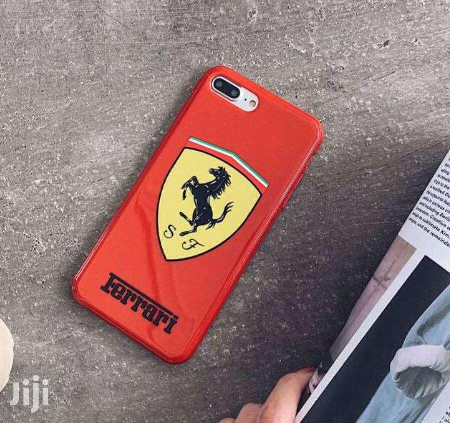 Ferrari iPhone Case For iPhone Xsmax Xr Xs X 8plus 7plus 8 7