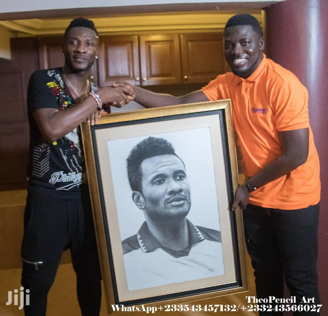 Professional Artworks By Theopencil | Arts & Crafts for sale in Achimota, Greater Accra, Ghana