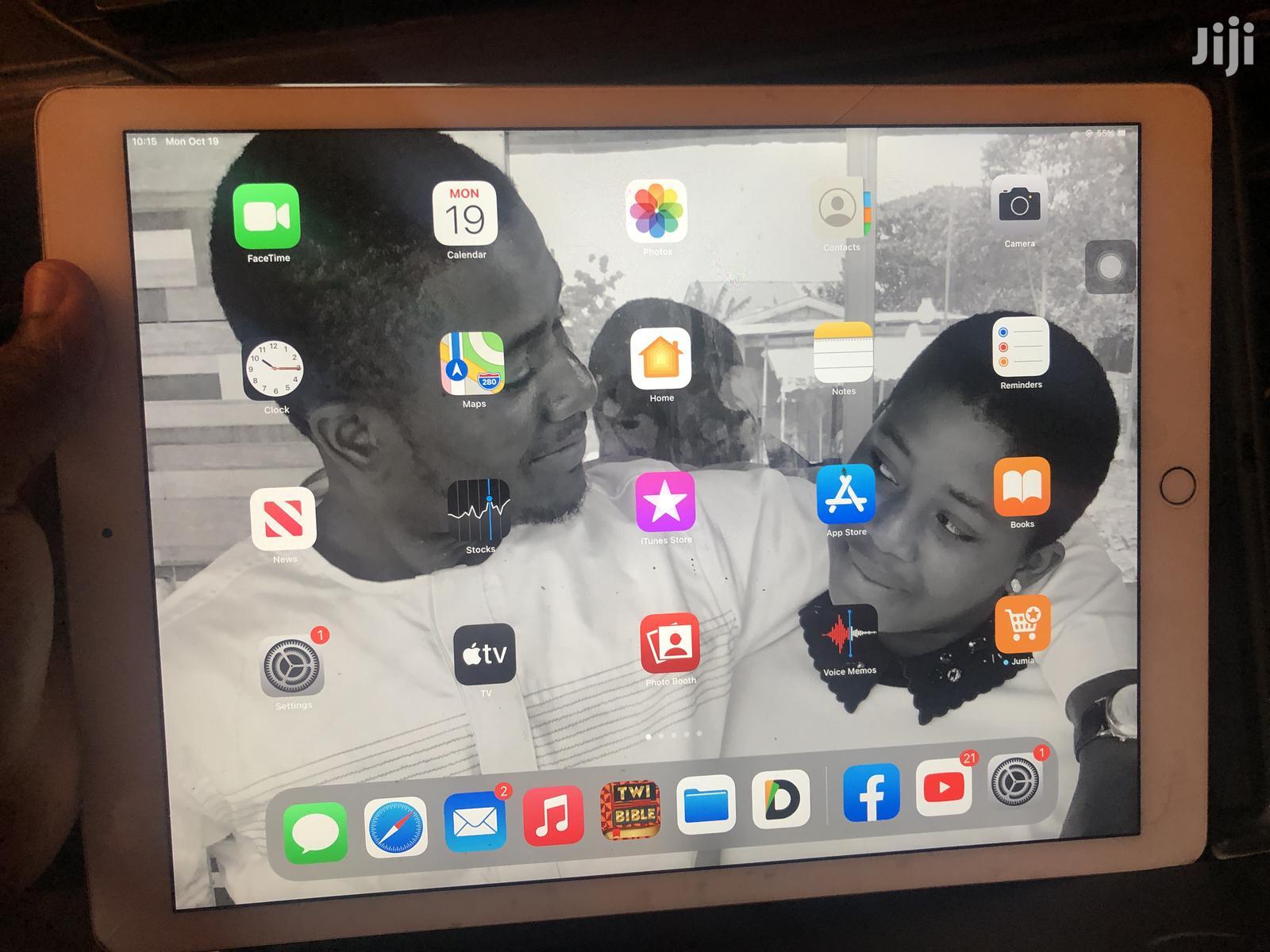 Apple iPad Pro 12.9 (2015) 128 GB Yellow