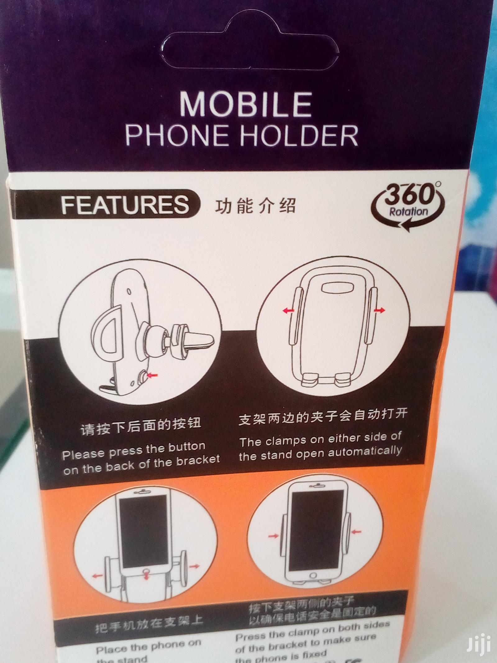 Archive: Mobile Phone Holder