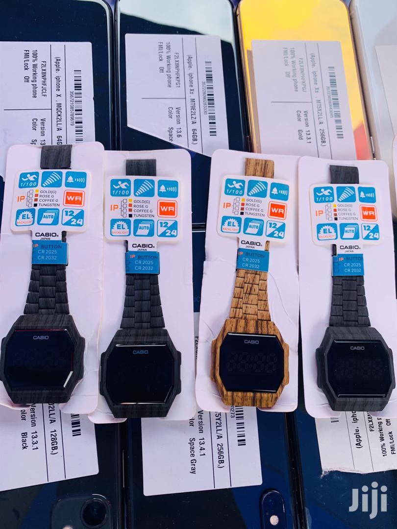 Casio Original Touch Watch